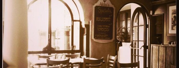 Aldo's Italian Restaurant is one of I <3 Santa Barbara.