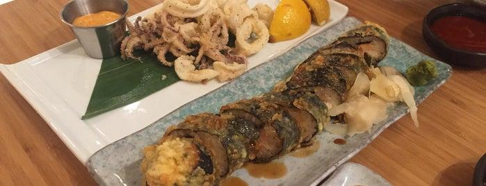 Sushi Maki is one of Рестораны Майами.