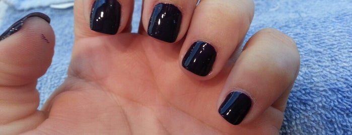 Lash Nails Spa is one of Isabellaさんのお気に入りスポット.