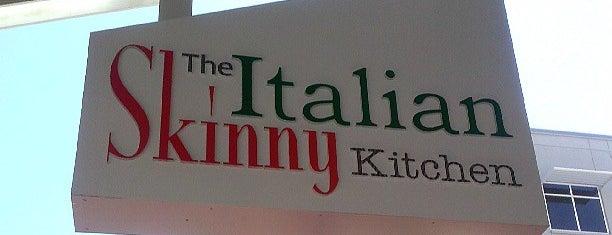 Skinny Italian Kitchen is one of Restaurants.