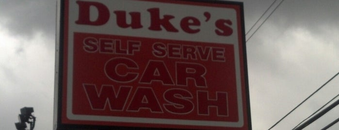 Dukes Self Serve Car Wash is one of Maribel : понравившиеся места.