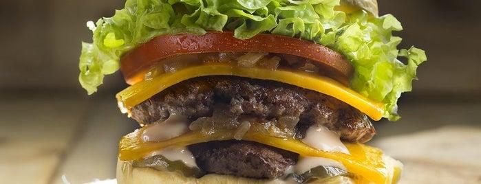 Burgeronomy برجرونومي is one of Riyadh - BURGERS!!.
