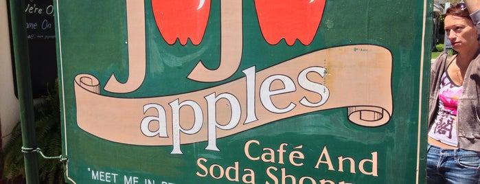JoJo Apples Cafe & Soda Shoppe is one of Lieux qui ont plu à Joseph.