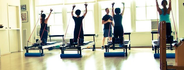 Beyond Pilates is one of Health & Fitness.