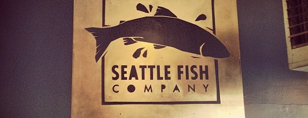 Seattle Fish Company is one of Seattle Reduced.