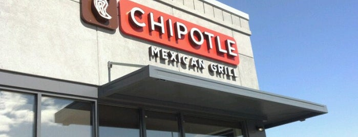 Chipotle Mexican Grill is one of Posti salvati di Joshua.