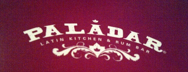 Paladar Latin Kitchen & Rum Bar is one of Florida.