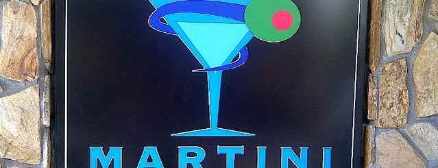 Blue Martini is one of First List to Complete.