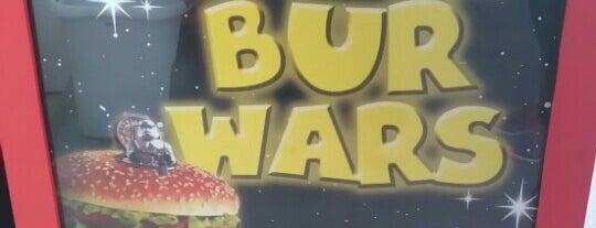 Star Bur Wars is one of El Barrio.