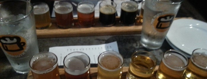 Portsmouth Brewery is one of Boston trip 2014.