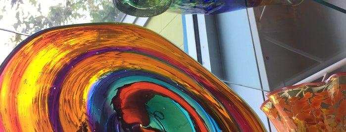Garcia Art Glass is one of Lugares favoritos de Cristina.