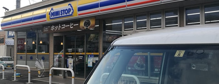 Ministop is one of 思い出の場所.