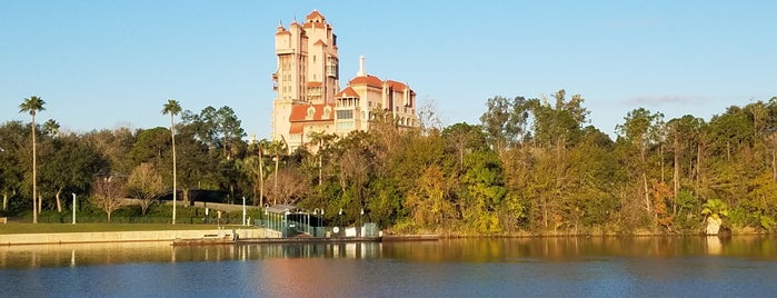 Lake Hollywood is one of Transportation & Misc Disney World Venues.
