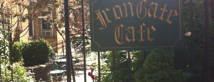 Iron Gate Cafe is one of Locais curtidos por Cynthia.