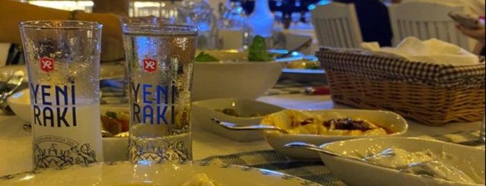 Radika Meze & Balık is one of Lieux sauvegardés par Pelin.