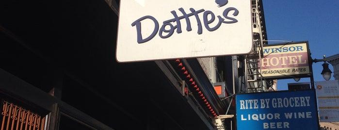 Dottie's True Blue Cafe is one of SF food.