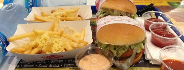 Fatburger is one of Dubai Food 3.