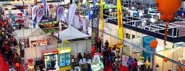 Athens Classic Marathon Expo 2013 is one of Lieux sauvegardés par Tasos.