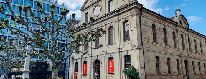 Temple de la Fusterie is one of Genève 🇨🇭.
