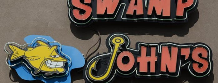 Swamp John's Restaurant & Catering is one of Yummies!!!.
