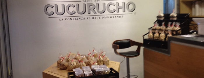 CUCURUCHO is one of Los Mejores Cafés de Especialidad del DF.