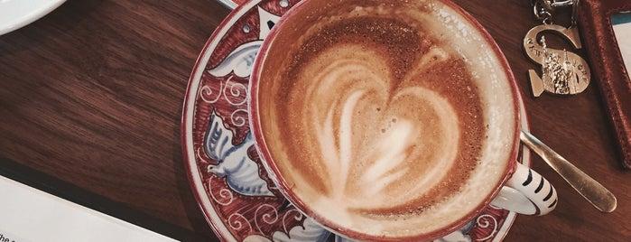 La Colombe Coffee Roasters is one of 15 Top Coffee Shops in D.C..