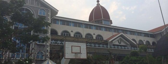 Sarasas Witaed Bangbon School is one of Posti che sono piaciuti a Prim Patsatorn.