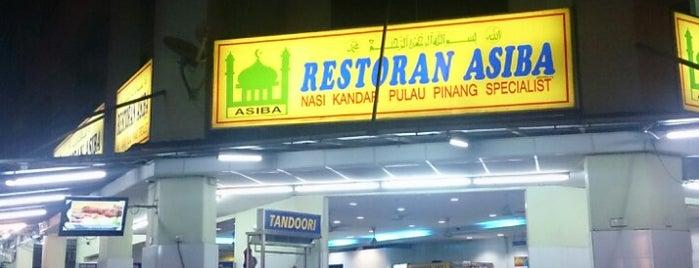 Restoran Asiba is one of g.