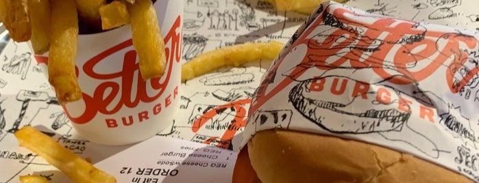 Better Burger is one of Locais curtidos por Ashok.