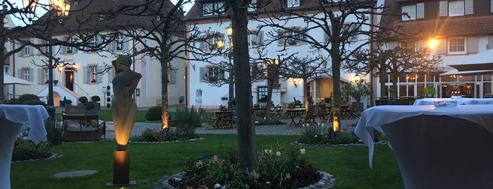 Hotel Schloss Reinach GmbH & Co. KG is one of Freiburg.