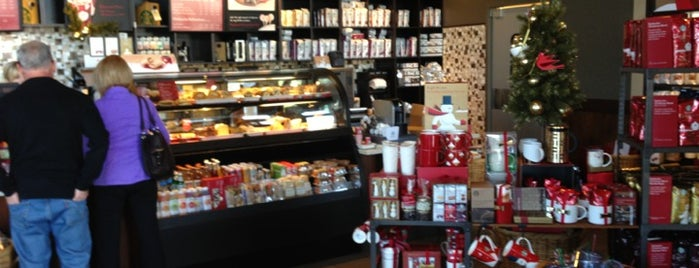 Starbucks is one of Loveland Local Coffee Houses & Cafes.