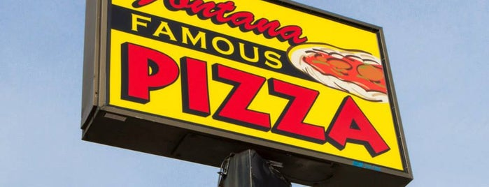 Fontana Famous Pizza & Gyro is one of I ate new york.
