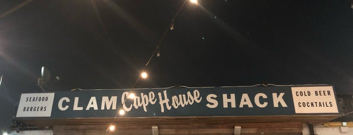 Cape House is one of Conversations, Meetups and Quiet Bars.