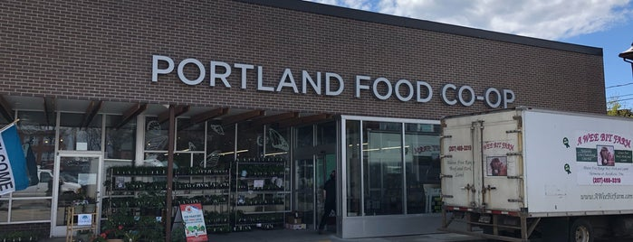 Portland Food Co-op is one of Maine.