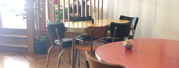 Bloom Cafe & Listening Room is one of Posti salvati di Rachel.