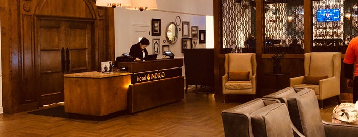 Hotel Indigo Baltimore - Mt Vernon is one of Lieux qui ont plu à Jason.