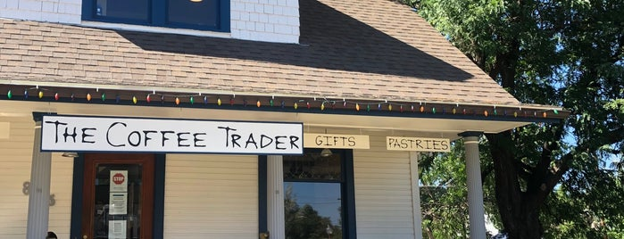 Coffee Trader is one of Done.