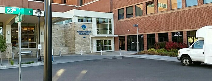 Cheyenne Regional Medical Center - West Campus is one of Lieux qui ont plu à Anthony & Katie.