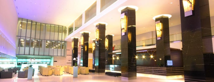 Silver Lounge is one of Best places in Jakarta, Indonesia.