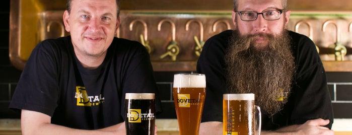 Dovetail Brewery is one of Cindy'in Beğendiği Mekanlar.