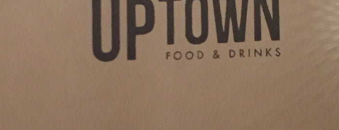 UPtown is one of Rotterdam.