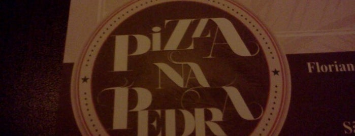 Pizza na Pedra is one of Lugares que gostei.