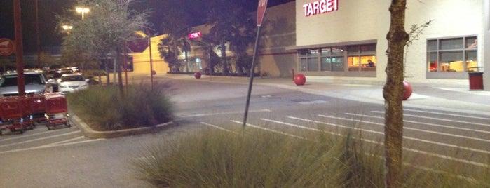 Target is one of สถานที่ที่ Chris ถูกใจ.
