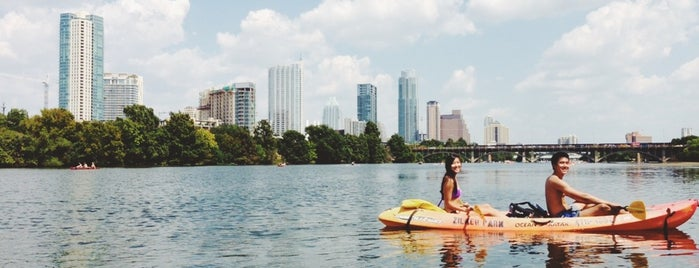 Zilker Park Kayak Rentals is one of Austin.