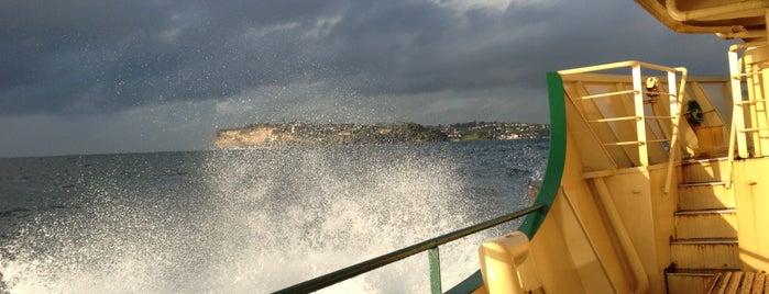 MV Collaroy is one of Sydney.