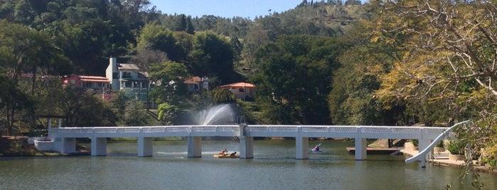 Parque Das Vertentes is one of Tempat yang Disukai Mariana.