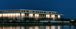 The John F. Kennedy Center for the Performing Arts is one of 2013 DC Jazz Festival Venues.