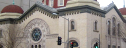 Sixth & I Historic Synagogue is one of 2013 DC Jazz Festival Venues.