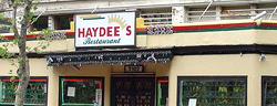 Haydee's Restaurant is one of 2013 DC Jazz Festival Venues.