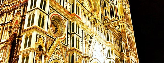 Florance Cathedral is one of Florence.